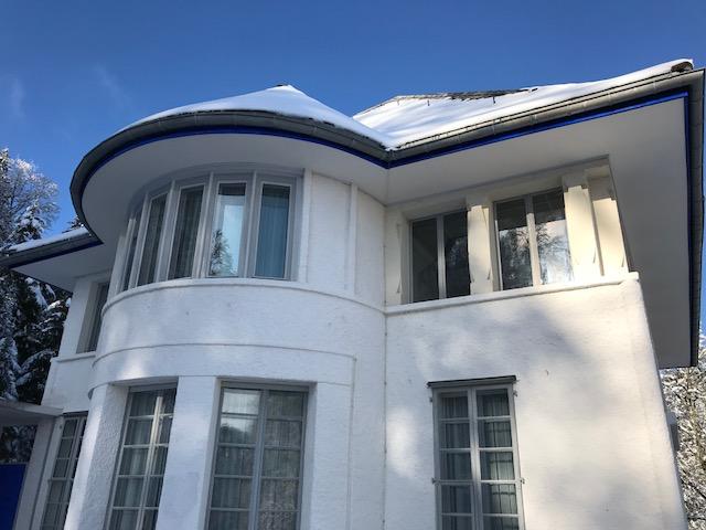 Association maison blanche le corbusier accueil for Association maison eymard